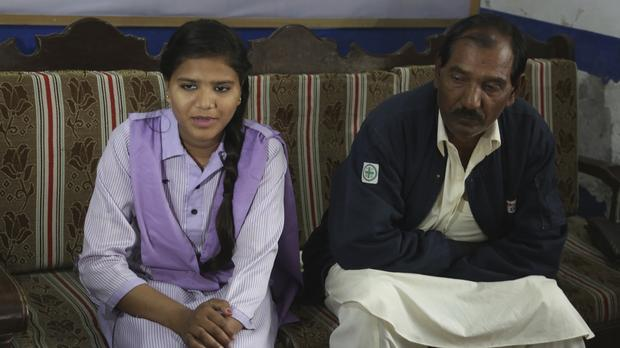 Husband of Pakistani christian woman released from death sentence seeks asylum from Trump