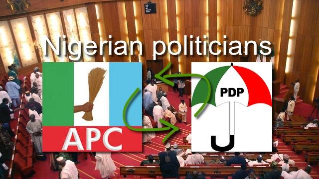 Nigerian politicians - APC-PDP