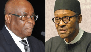 BREAKING!! FG Asks CJN Onnoghen To Vacate Office Over Asset Declaration