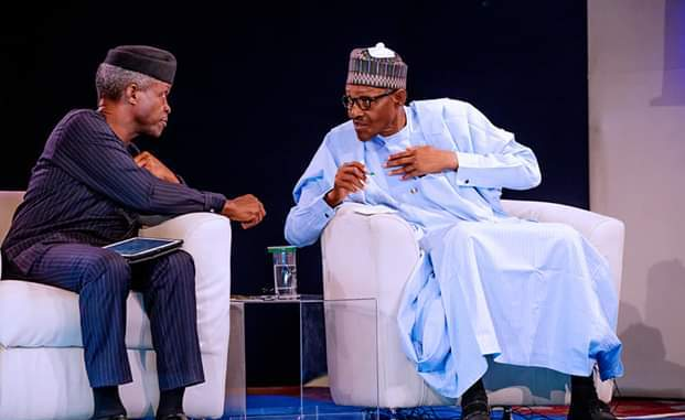 Image result for It's Impossible For Me To Lose The 2019 Elections- Buhari Brags