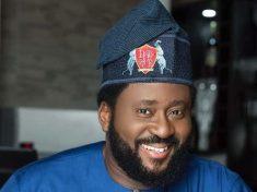 Nollywood star turned politician Desmond-Elliot