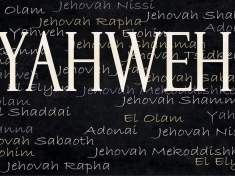 """10 Things """"Yahweh"""" Means"""