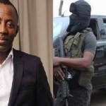 Sowore omoyele detained by DSS