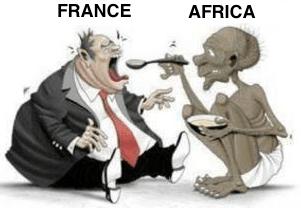 Africa- France relationship