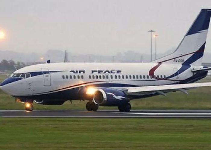 Air Peace Flight