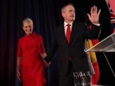 Australian Labor Party's former leader Bill Shorten
