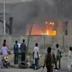 Fire in Kaduna