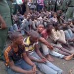 Nigerian Army frees 978 detained Boko Haram suspects