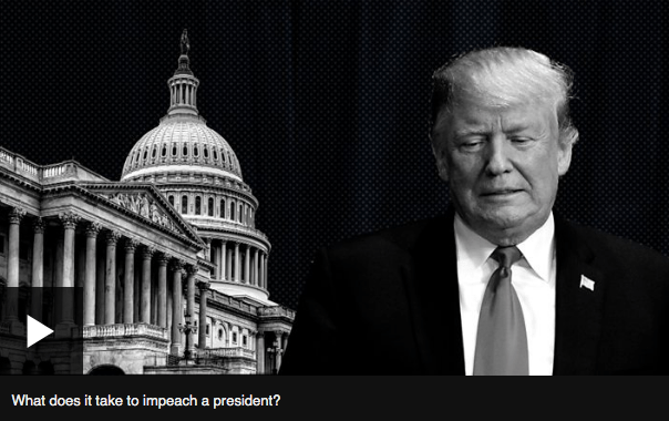 Donald Trump finally invited to impeachment hearing