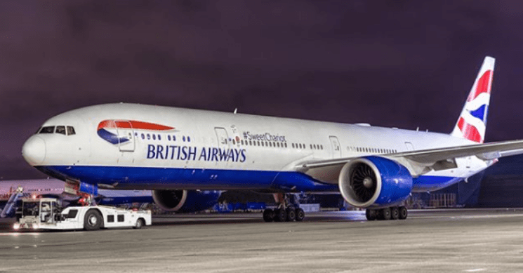 British Airways flight to Abuja makes emergency return after losing engine mid-air