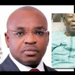 Akwa Ibom state governor's father Elder Gabriel Emmanuel Nkanang