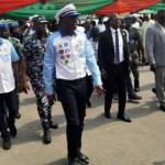 Lagos state governor Sanwo Olu