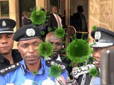 Corona Virus -Nigeria Police releases test results of IG, other top officers
