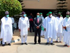 Ansar-Ud-Deen Society Of Nigeria Supports Covid-19 Presidential Task Force