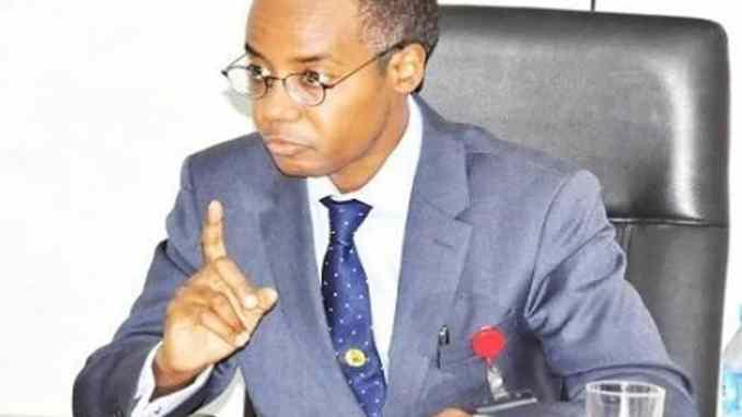 Dr. Sani Aliyu - The Presidential Task Force on COVID-19