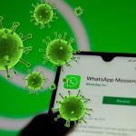 WhatsApp Corona Virus