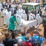 Abba Kyaris Official Burial in Abuja