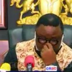 Ayade breaks down in tears as he exempts 'the poor' from paying tax in Cross River state