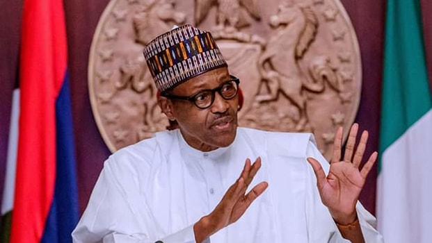 General Muhammadu Buhari - Nigerian President Speaks on West African Border Security