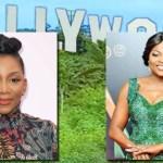 Genevieve Nnaji and Funke Akindele Bello