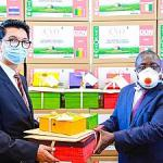 Madagascar Corona virus Herbal Mixture - sold to Guinea Bisau