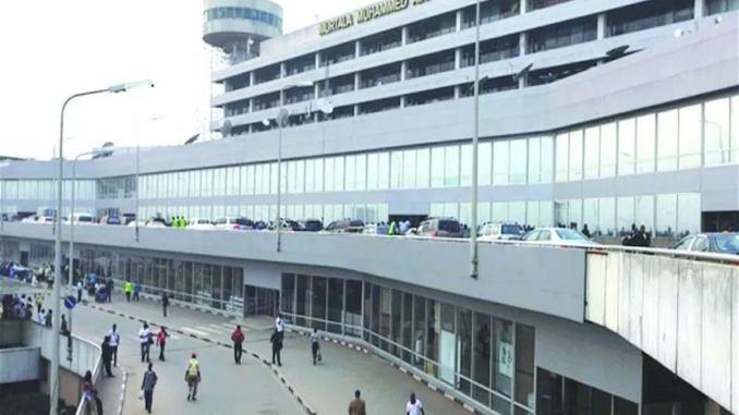 Murtala Muhammed Airport Lagos