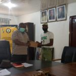 NYSC Member Donates April 2020 Allowance To Anambra Govt To Fight COVID-19