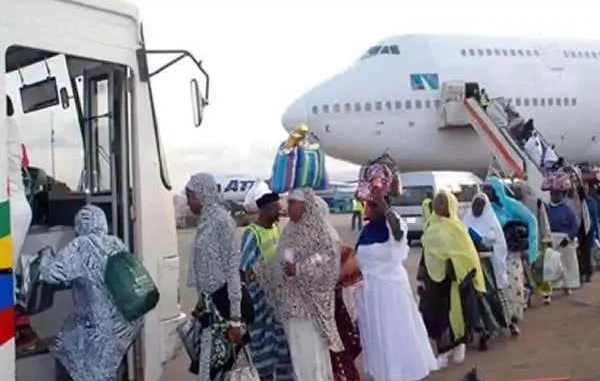 Nigerian Saudi Arabia Pilgrims