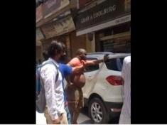 Nigerian businessman beaten to death in India