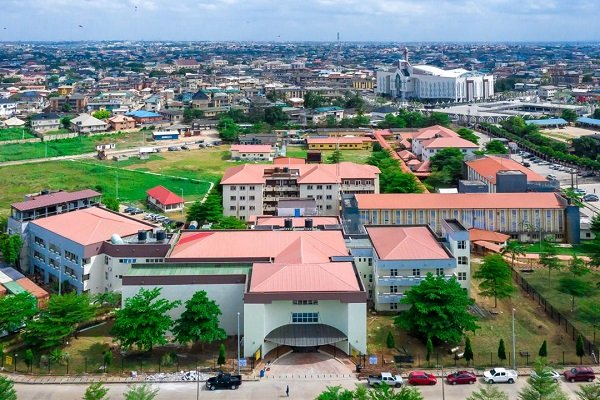 PHOTOS- 4-Inside Lagos newly commissioned isolation centre