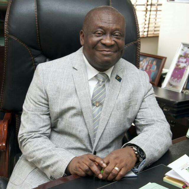 Professor Charles Uwakwe - NECO appointed Chief Registrar