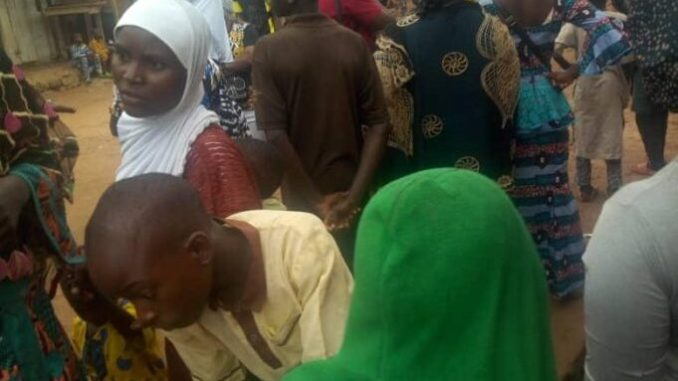 Anåother Woman Iya Islamiya Murdered In Ibadan