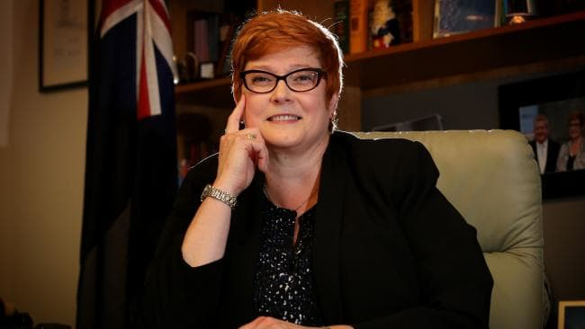 Australian Defence Minister