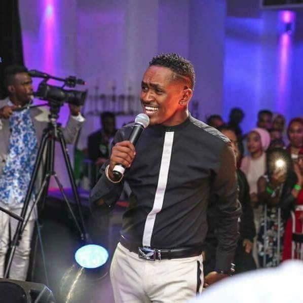 Ethiopian political singer Hachalu Hundessa