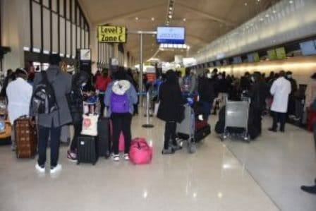Federal Government to evacuate stranded Nigerians in London on July 13th 2020