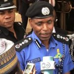 Inspector General of Police IG Mohammed Adamu