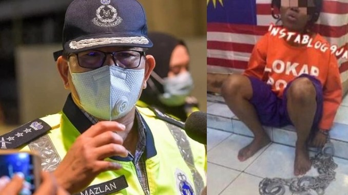 Kuala Lumpur Police Boss and Nigerian Girl Raped in Malaysia