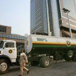 NNPC Fuel Tanker