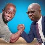 Oshiomhole and Obaseki Power Tussle