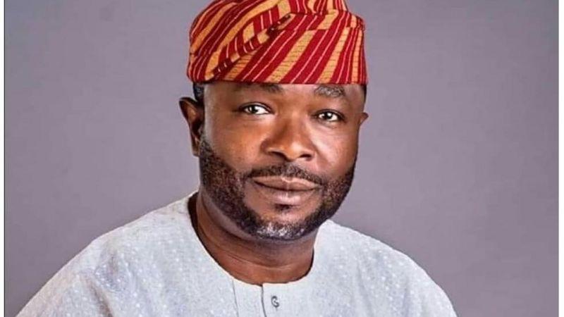 Senator Adebayo Osinowo AKA Pepperito