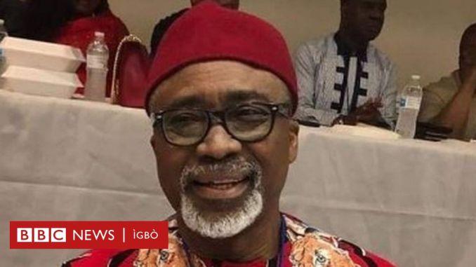Senator Enyinnaya Abaribe on BBC IGBO