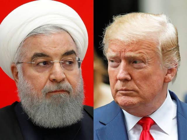 """Tehran prosecutor, Ali Alqasimehr, said the United States President and more than 30 others face """"murder and terrorism charges"""" for the January 3"""
