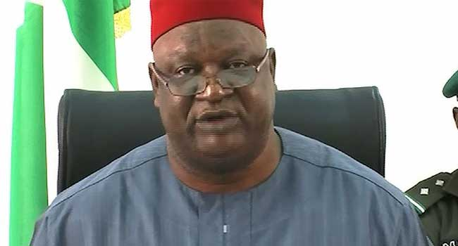 Former Secretary to the Government of the Federation, Senator Anyim Pius Anyim