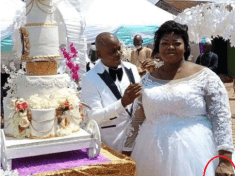 Bride simply known as Vivian dies a day after her wedding (Photos)