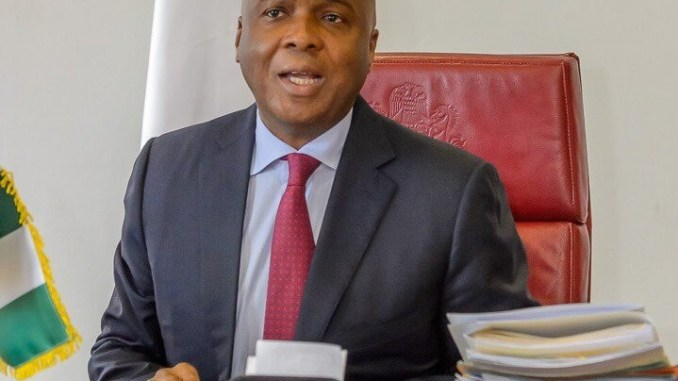 Former Senate President Saraki