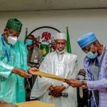 Gov. Ganduje Inaugurates Implementation Committee for the Report of the Judicial Commission of Inquiry - Photos