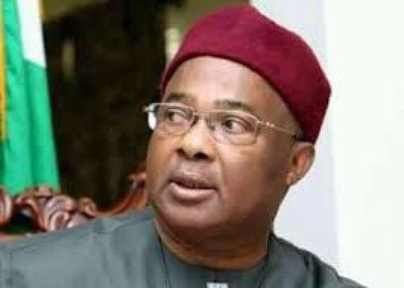 Governor Hope Uzodinma of Imo state