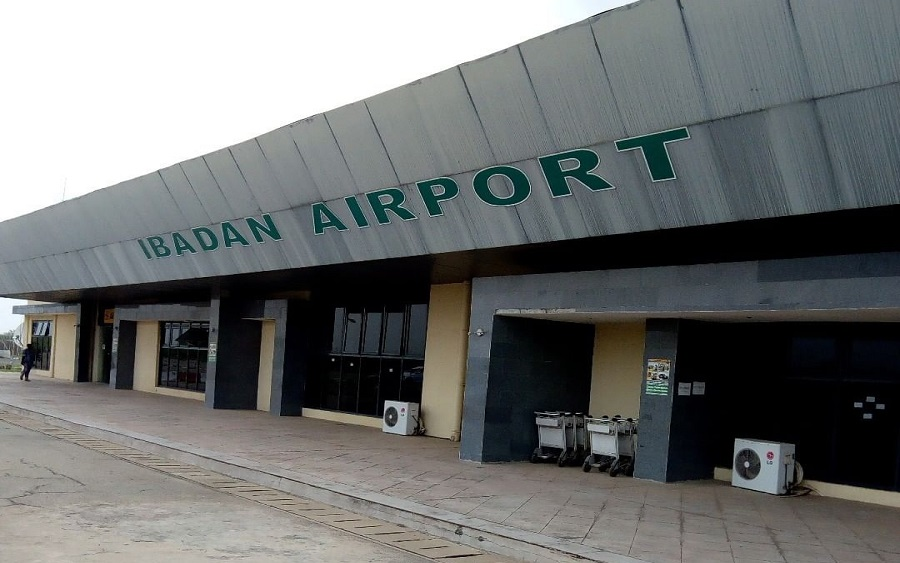 Ibadan Airport after upgrading
