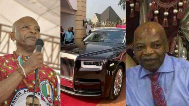 Meet Nigerian Oilman Prince Arthur Eze