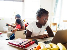 Schools adopt remote online learning due to Covid-19